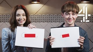 How well do 'The End of the F***ing World' stars Jessica Barden and Alex Lawther know each other? Find out in this challenge video! Subscribe to Channel 4 ...