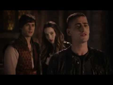Knave Becomes The Red Queen's Genie 1x09 Once Upon A Time In Wonderland