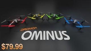 Dromida Ominus Quadcopter Drone SLT RTF Video