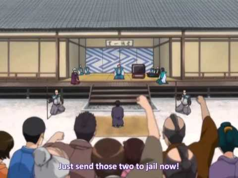 Gintama - Objection