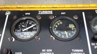 Solar T62T2A1 Gas Turbine Engine