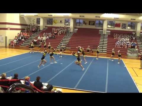Richmond Hill Middle School- Region Championship 2016