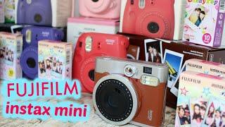 Fujifilm instax mini 8 & mini 90 Review & GIVEAWAY