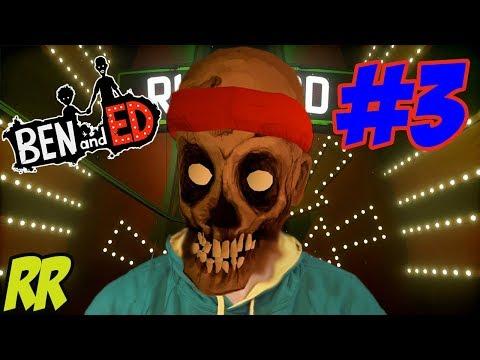 Ben And Ed Walkthrough Gameplay Part 3. NO PAIN NO GAIN !