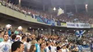 Спартак Зенит 26.09.2015 Hulk goal / Zenit Ultras