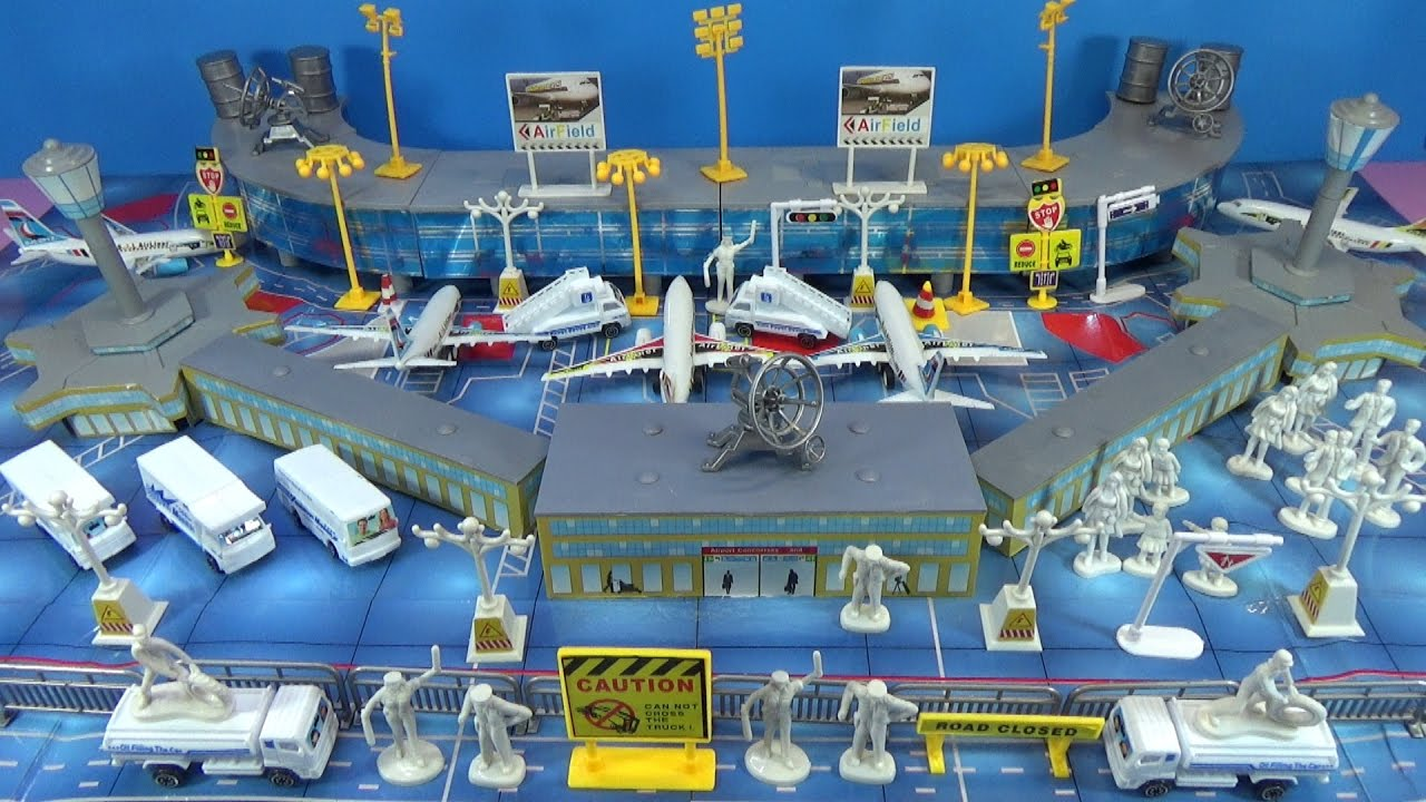 Opinion you Airport toys good information