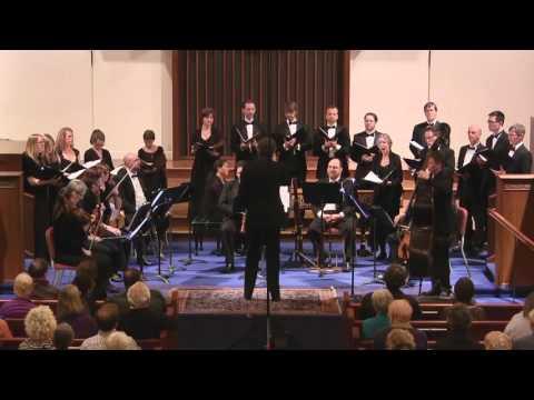 MARIN BAROQUE - Utrecht Jubilate - Handel
