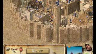 Stronghold Crusader: How Sultan could use his castle