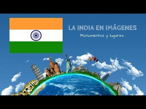 Monumentos y Lugares de La India en streaming