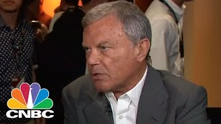 WPP CEO Sir Martin Sorrell On Trump's NFL Tweets: Politics And Sports Can't Be Separated | CNBC