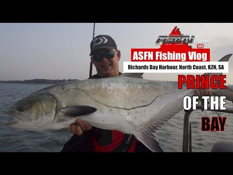 Prince Of The Bay, Garrick In The Harbour - Richards Bay [ASFN Fishing]