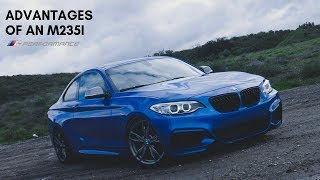4 Advantages of Owning a BMW M235i over a 335/435i