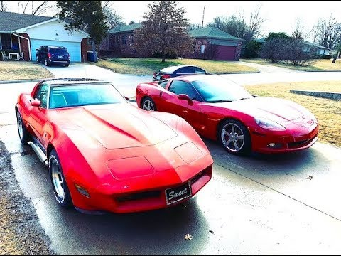 $5,000 1980 Chevy Corvette Reveal! #C3 #Stingray