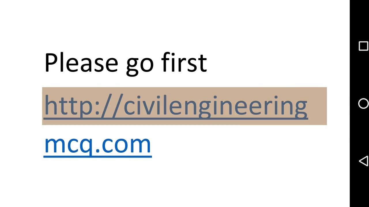 1000 important gate civil engineering formulas subjective wise free rh youtube com Quantity Survey NVQ Level 5 Past Papers Collage Tecnical Quantity Survey NVQ Level 5 Past Papers Collage Tecnical