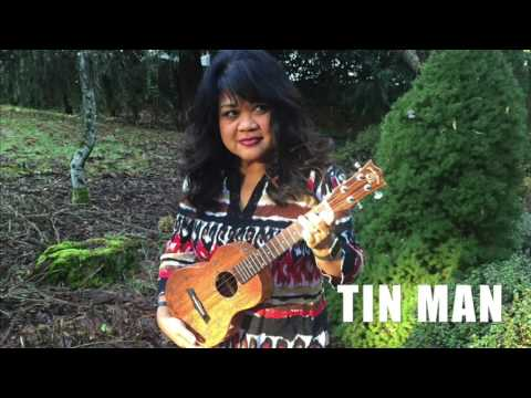 TIN MAN - Ukulele Cover (A song by America)