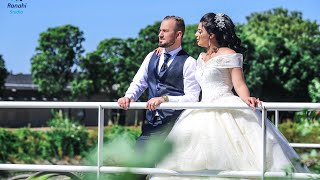 Majdal & Samah - Wedding - Part - 2 - Hunermend - Daxil Osman - (Rotterdam/Holland) Ronahi Studio -