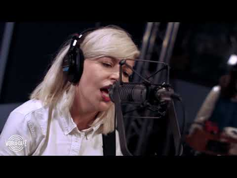 "Alvvays - ""In Undertow"" (Recorded Live for World Cafe)"