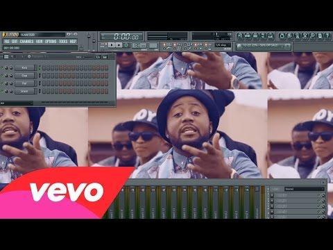 Cassper Nyovest - Doc Shebeleza FL Studio Remake Tutorial + FLP