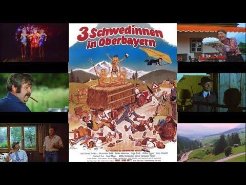 Download Drei Schwedinnen in Oberbayern HD | 1h 35min | Comedy | 8 December 1977 Germany