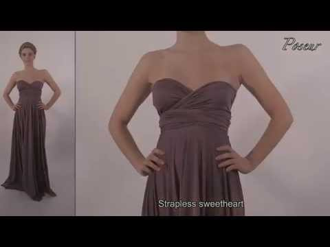 Wrap Dress Tutorial By Poseur