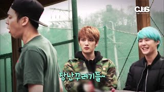 [HD] [Eng Sub] JYJ's Fruitful Trip (CUT) - JYJ's Kitchen