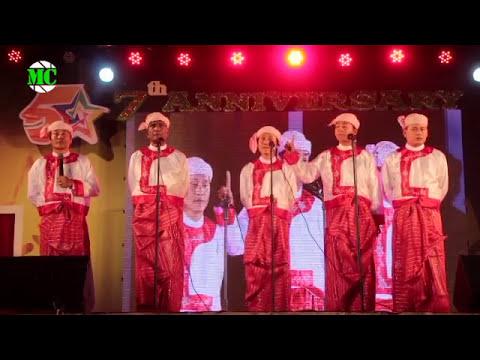 5 STARS 7TH ANNIVERSARY COMEDY PERFORMANCE IN YANGON