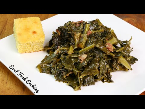 How To Make Collard Greens | Collard Greens Recipe #SoulFoodSunday
