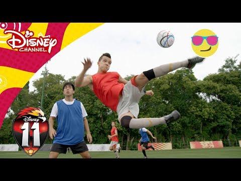 Disney 11   Lorenzo vs. Gabo - Disney Channel Norge