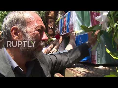 Iran: Thousands honour victims of deadly Tehran attacks
