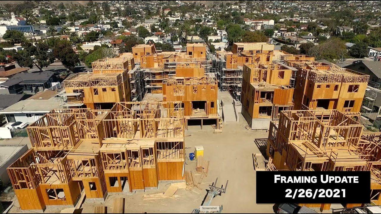 Construction Update (2-26-2021)