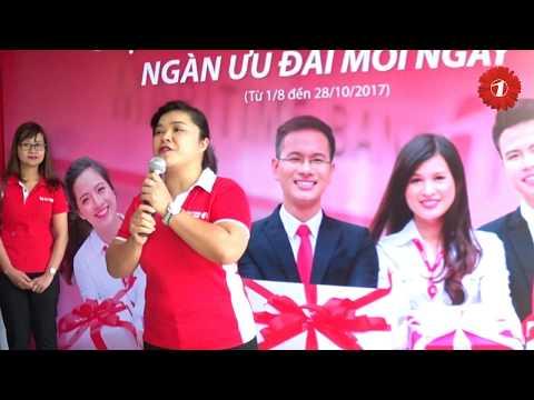 KICK OFF - CHỌN MARITIME BANK HÔM NAY - NGÀN ƯU ĐÃI MỖI NGÀY - 2017