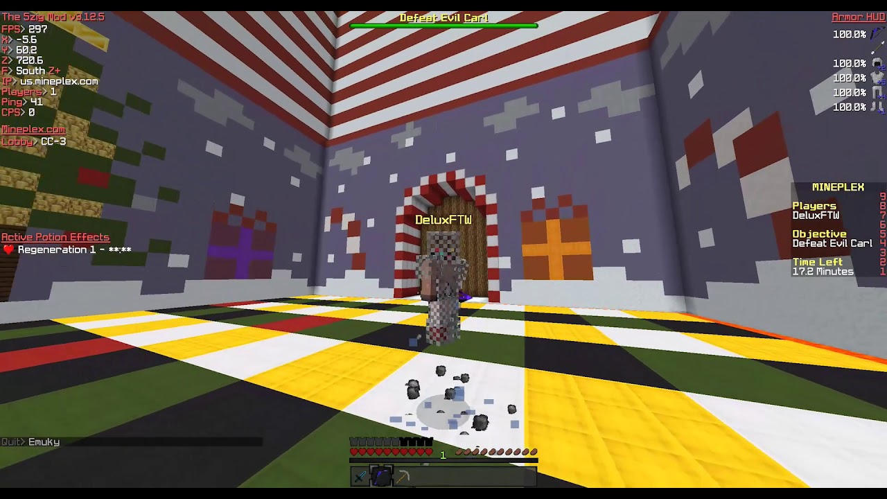 Christmas Chaos 2 Mineplex 2020 Christmas Chaos   Tips for Winning | Mineplex