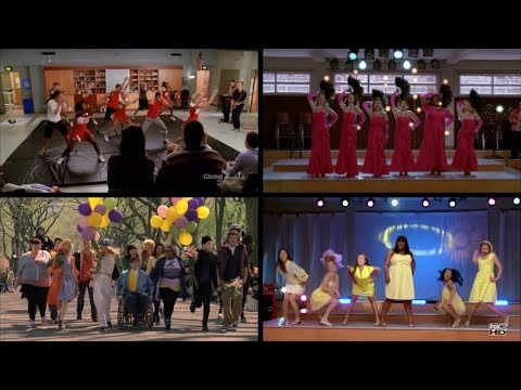 40 Best Glee Mashups