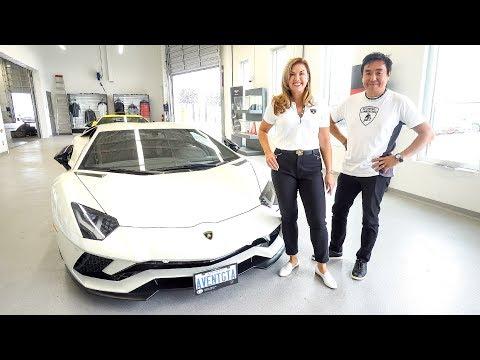 Aventador S LP740-4 Dynamic Drive Event - Lamborghini Uptown Toronto
