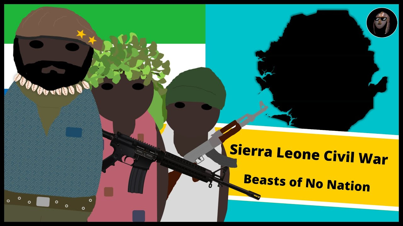 Download The Real History Behind 'Beasts of No Nation' | Sierra Leone Civil War 1991-2002