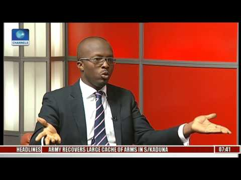 Sunrise: Legal Practitioner Speaks On PENCOM Office Raid By The DSS In Abuja Pt. 1