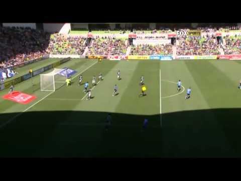 A-league - Melbourne Victory vs Sydney FC (Round 18 2011/2012)