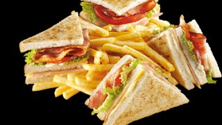 How to make a simple Club sandwich