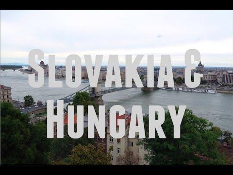 Bratislava and Budapest | Slovakia & Hungary Travel Vlog