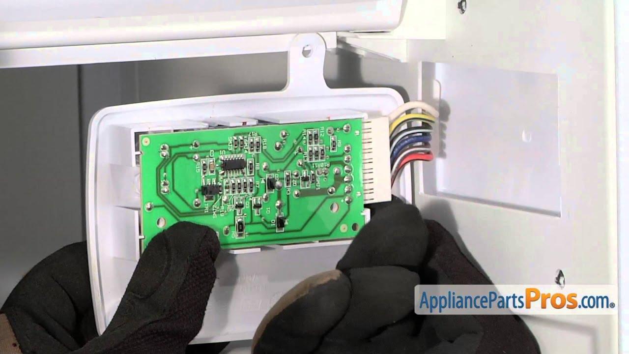 Refrigerator    Ice    Level Power Control Board Kit  part