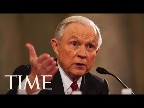 Attorney General Jeff Sessions Testifies Before The Senate Judiciary Committee | TIME