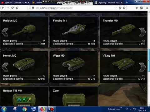 Rogor Gavtexot Tanki Onlines Tanki