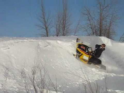Just another sledding video