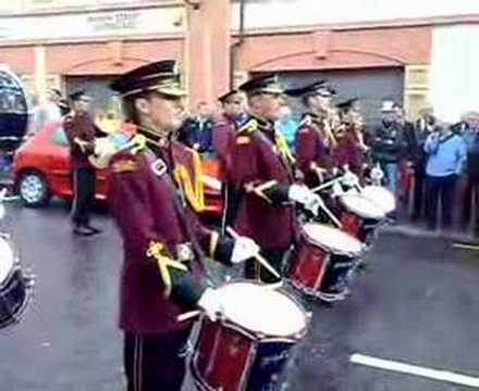 William King Memorial Flute Band Londonderry