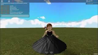 Skirt Tutorial! Using F3x Roblox