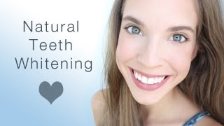 NATURAL TEETH WHITENING REMEDIES! Thumbnail