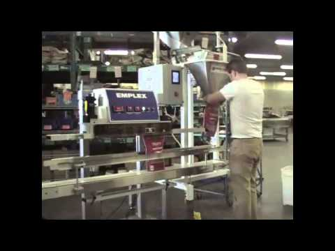 MPS7500 High Speed Industrial Band Sealer   Emplex Bag Sealer by Plexpack Corp