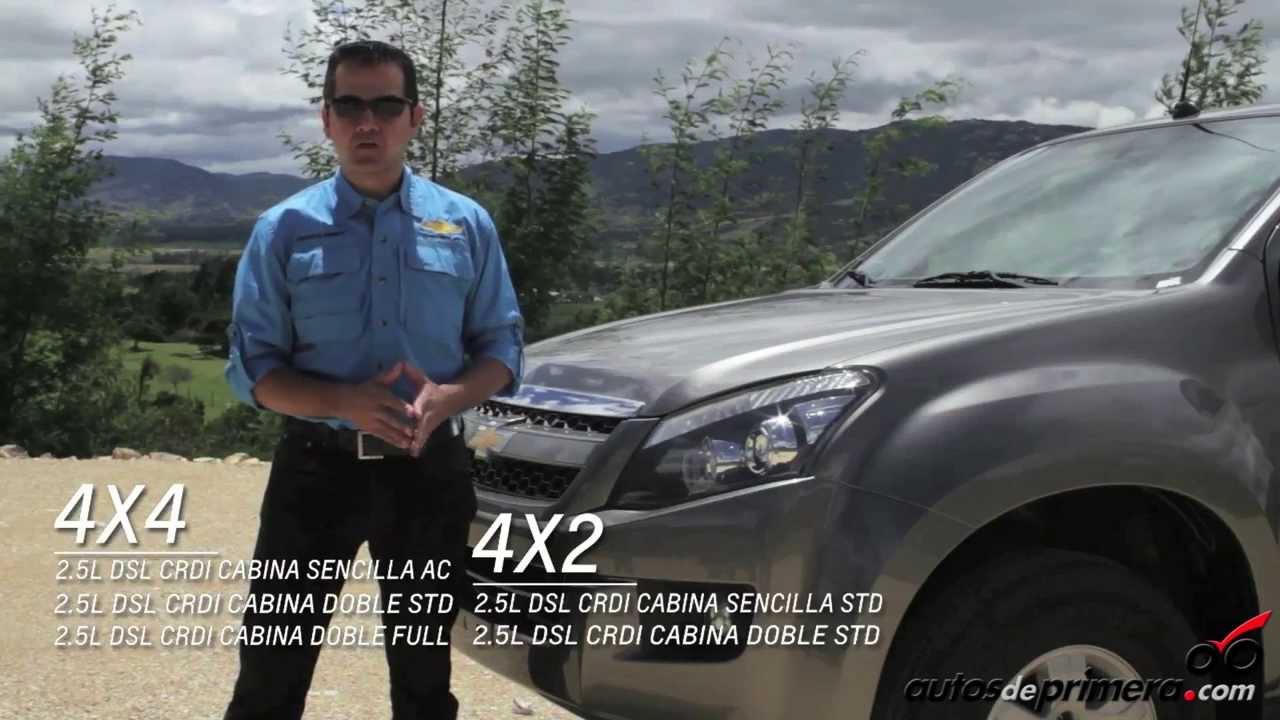 Nueva chevrolet d max 2014 lanzamiento y presentaci n en colombia youtube