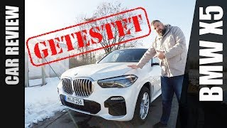 Der neue BMW X5 (G05) - Car Review (deutsch 🇩🇪)
