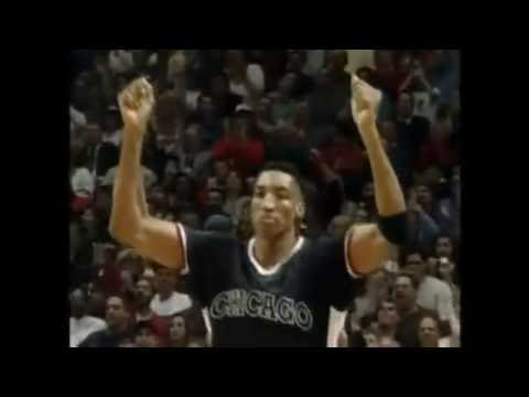 1997 NBA Playoffs: Chicago Bulls vs Miami Heat